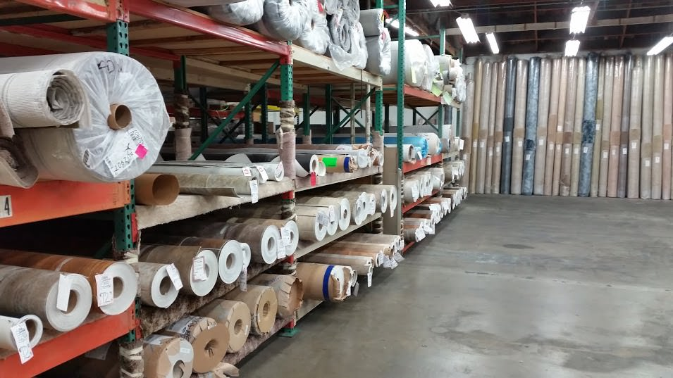 Linoleum City warehouse