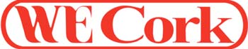WE Cork logo